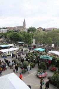 marché aux fleurs 2014