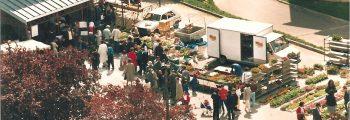 1988, naissance du marché aux fleurs