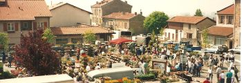 Marché aux fleurs 1994