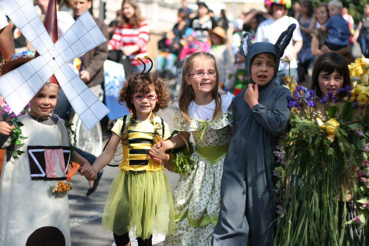 Marché aux fleurs 2011