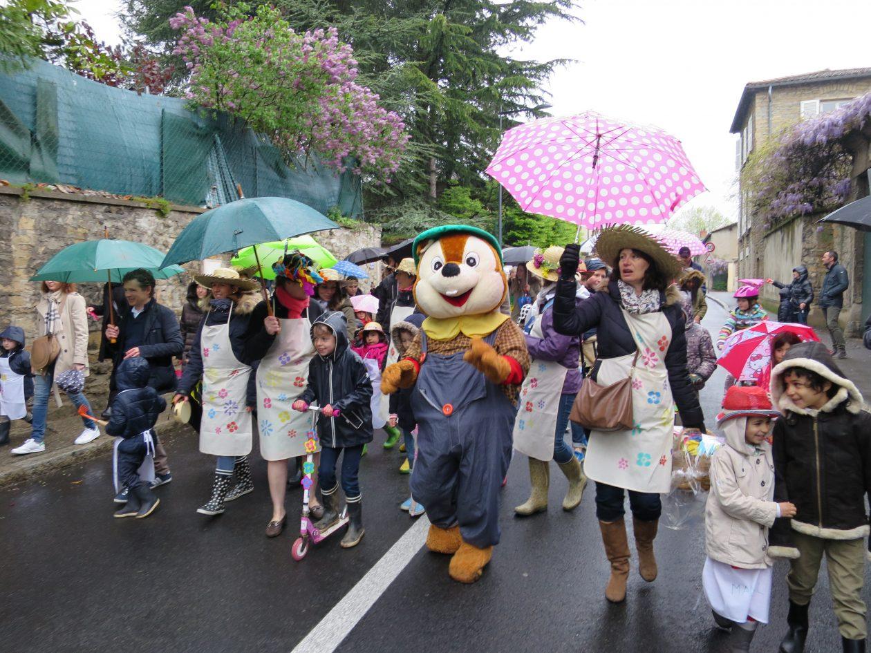 marché aux fleurs 2016